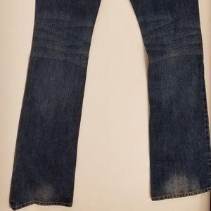 Abercrombie & Fitch Jeans - ABERCROMBIE EMMA DISTRESSED JEANS SZ 2L